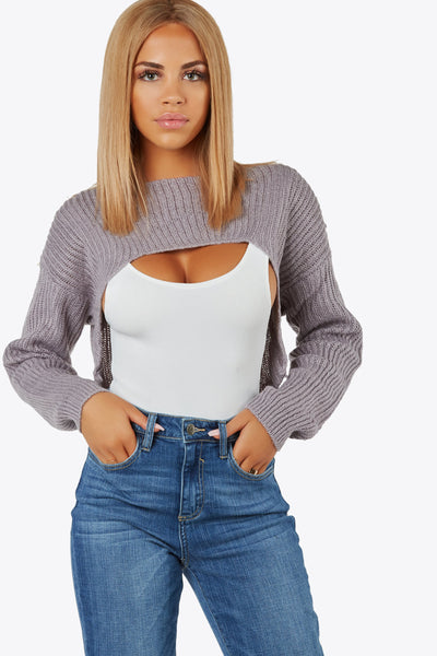 Cut It Out Top