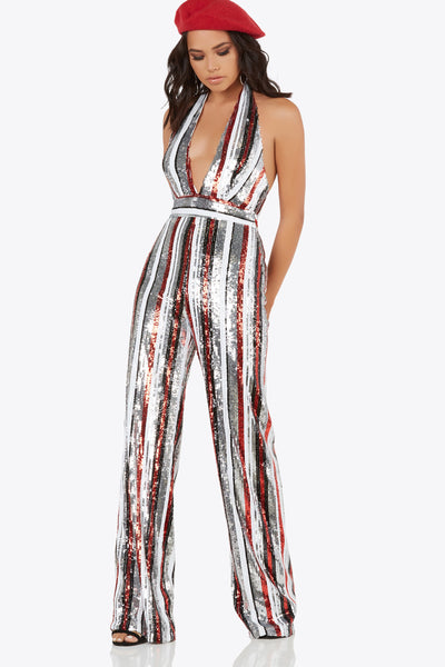 Disco Inferno Jumpsuit