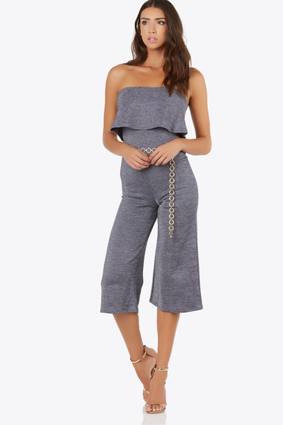 Glisten Closely Jumpsuit