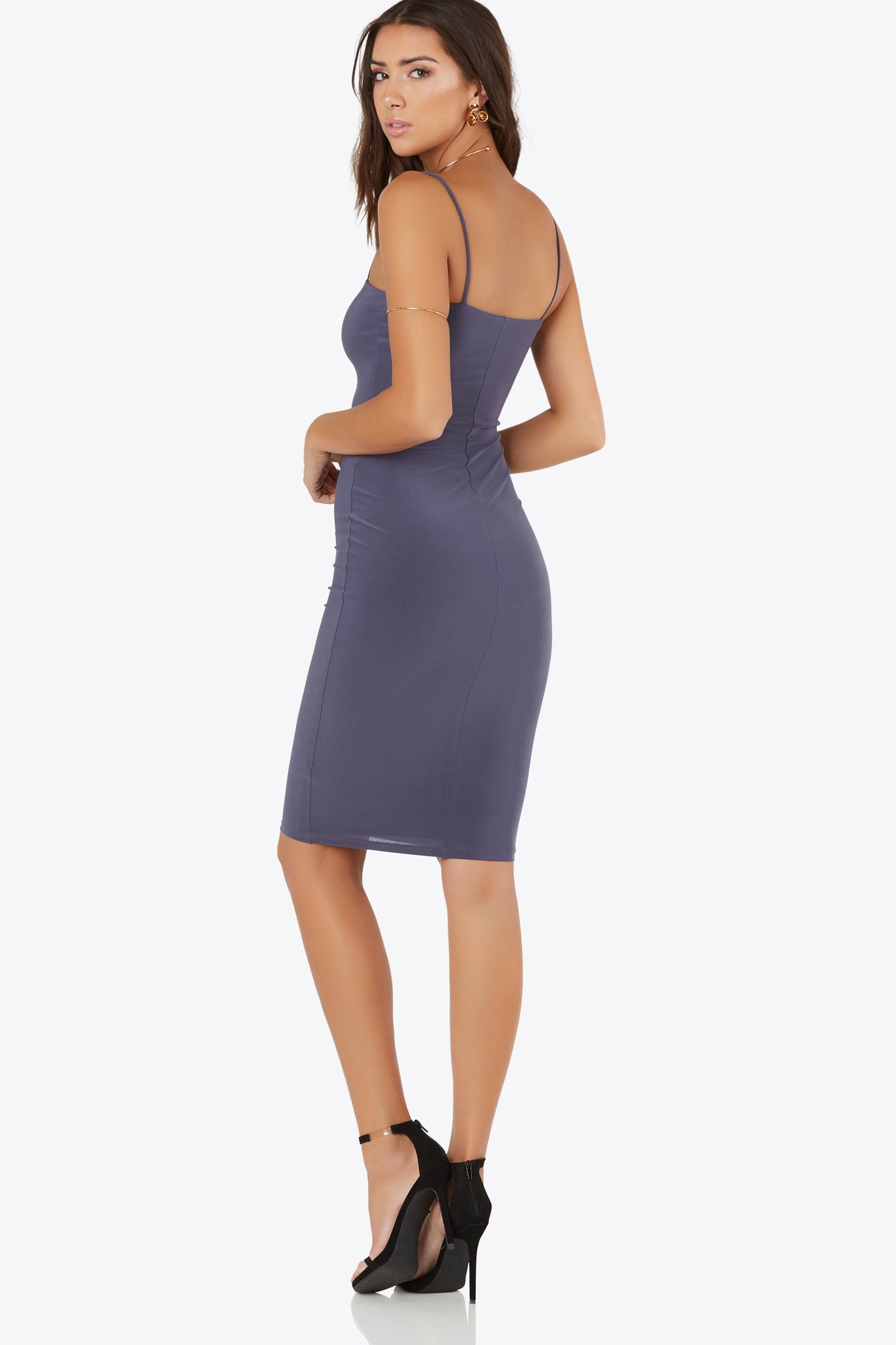 Straight Up Cami Dress
