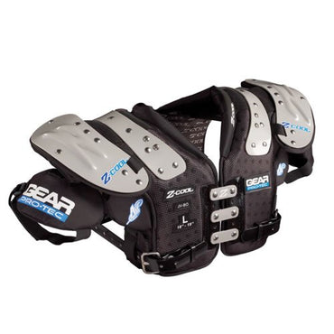 Gear Pro-Tec QB/WR/DB Pro Select Football Shoulder Pads