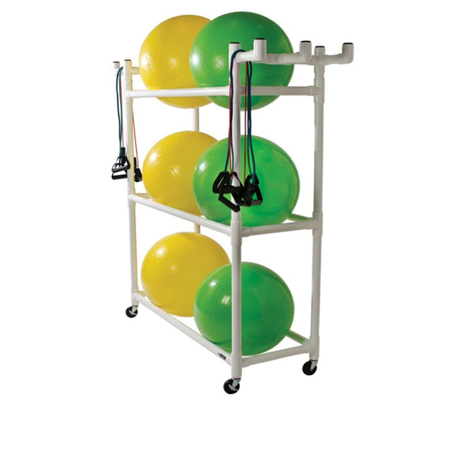 Athletic Connection Stability Ball Cart