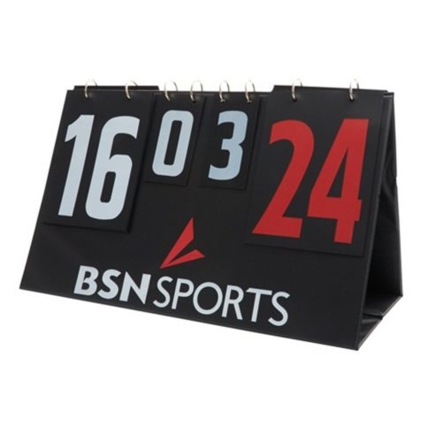 Athletic Connection Manual Tablet Double Sided Scoreboard