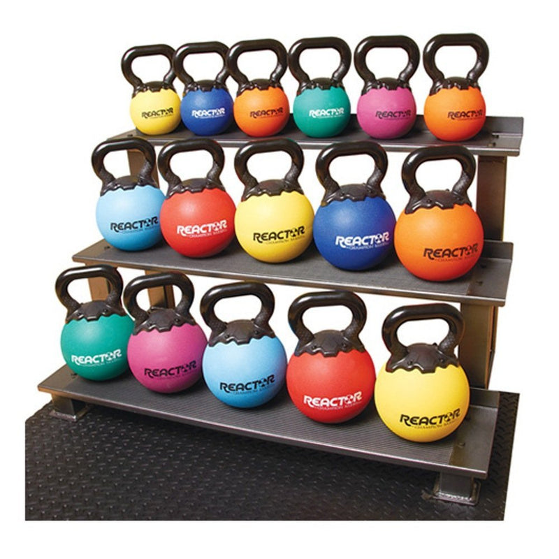 Athletic Connection 3-Tier Kettlebell Storage Rack