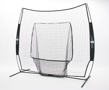 Bownet 7' x 7' Big Mouth Colors with Frame