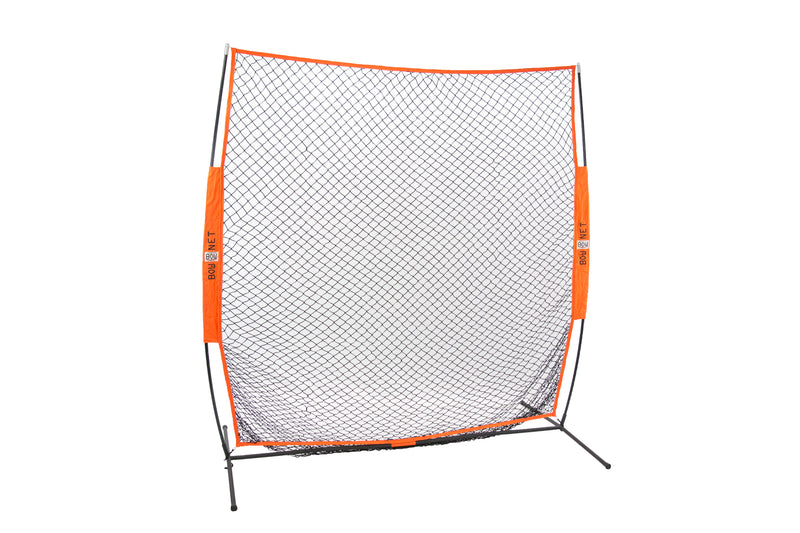Bownet Soft Toss Pro Training Net with Frame