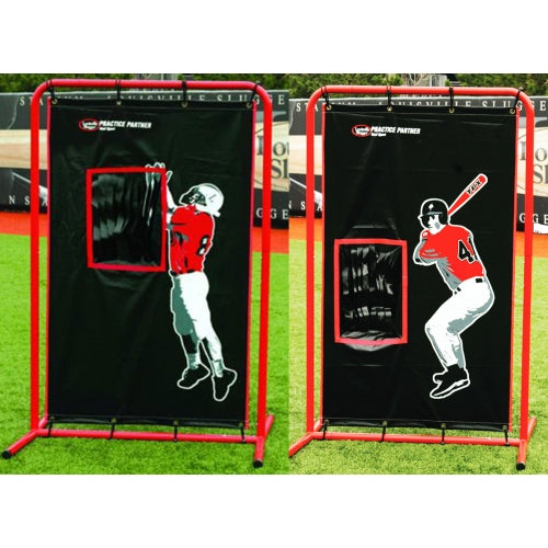 Louisville Silver Line Dual Sports Catcher Net
