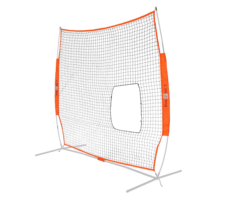 Bownet 7' x 7' Pitch Thru Softball Screen