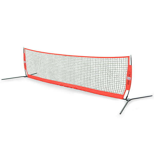 Bownet 12' x 3' Portable Barrier, Soccer Tennis and Soccer Net