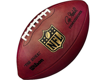 Wilson The Duke Official NFL Game Football
