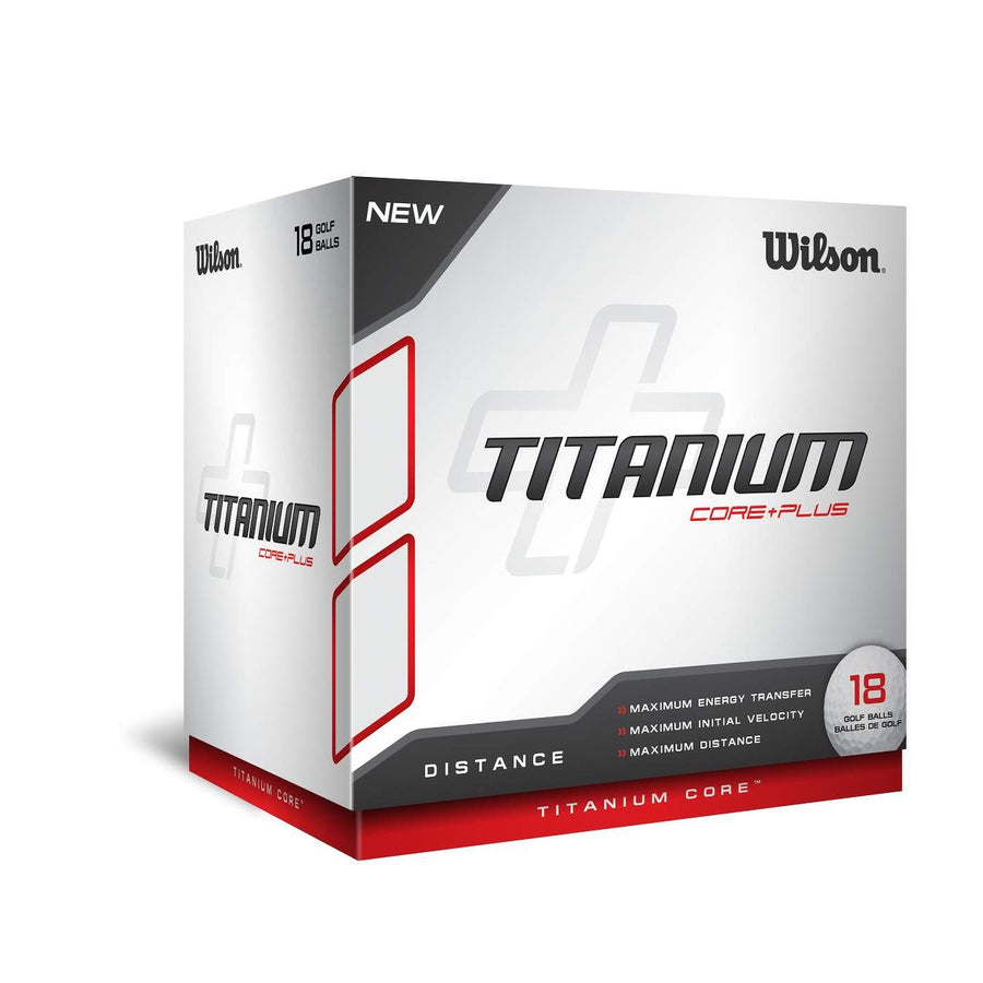 Wilson Titanium Ball (18 Pack)