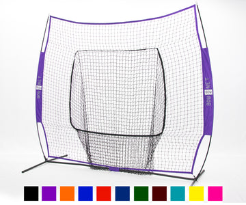 Bownet 7' x 7' Big Mouth Colors Net (Net Only)