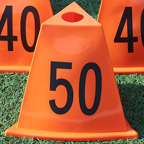 Pro Down Stackable Sideline Markers (5 Pack)