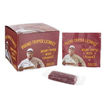 Babe Ruth's Long Ball Licorice, Red Licorice (8 Pack)