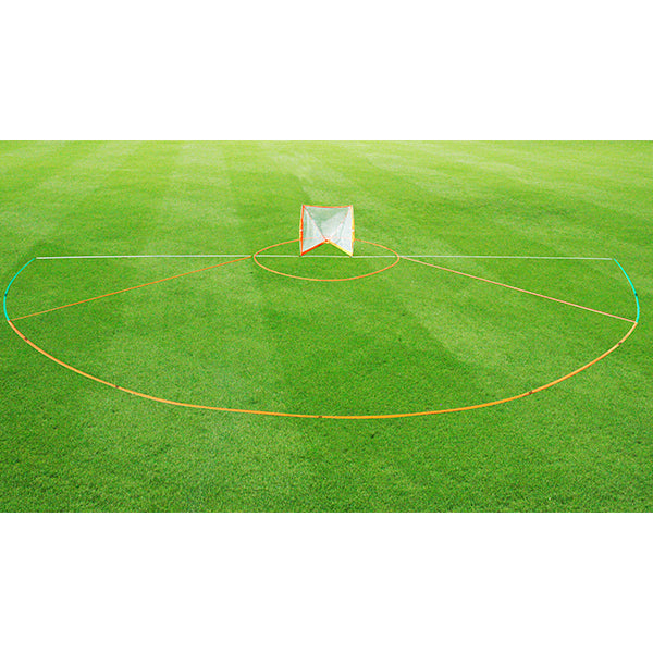 Bownet 8M Ladies Lacrosse Arc