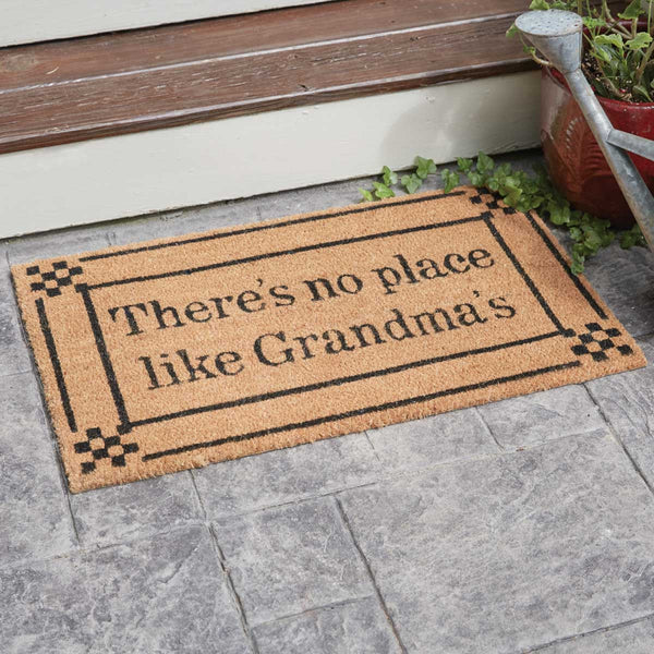 No Place Like Grandma's Doormat