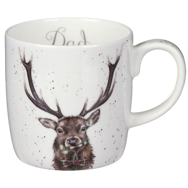 Dad - 14oz Wrendale Bone China Mug
