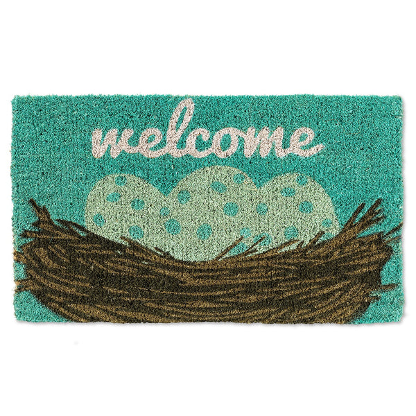 Easter Welcome Doormat