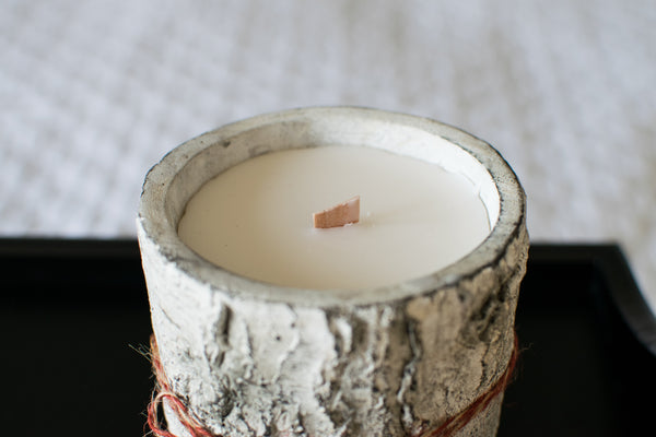 Crackling Candle