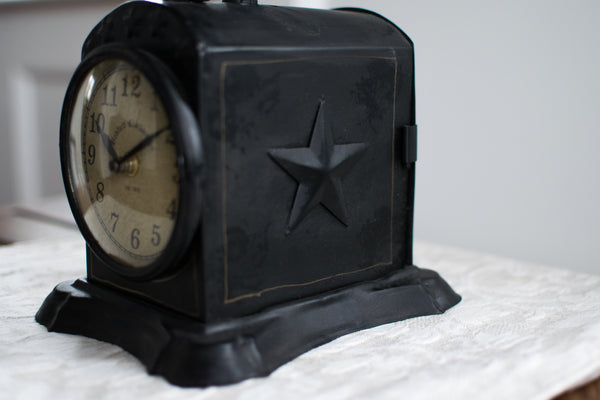 Favourite Star Scale Clock