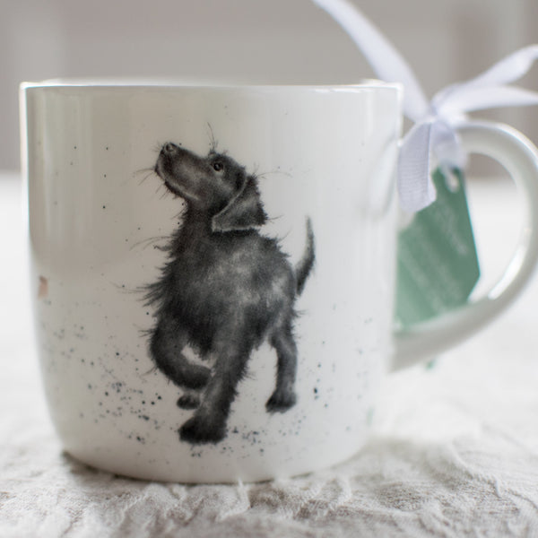 Walkies Bone China Mug