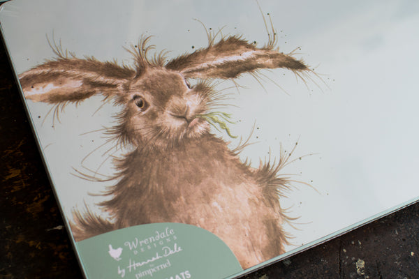 Wrendale Hare Placemats