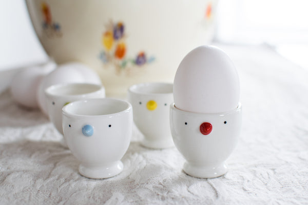 Chick Egg Cups (Set of 4)