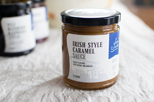 Irish Caramel Sauce
