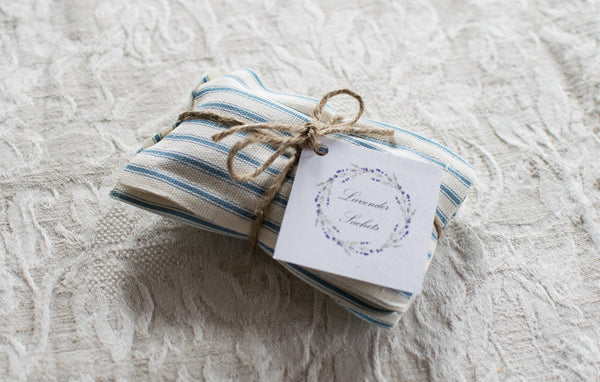 Lavender Sachet (Set of 3)