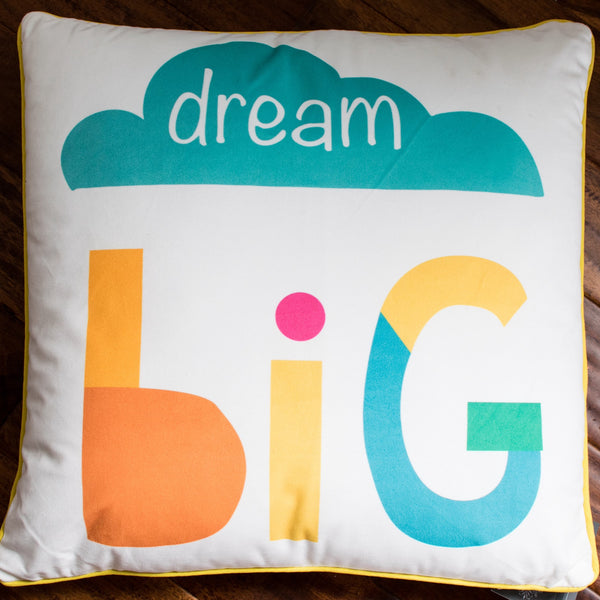 Dream Big Accent Pillow