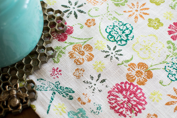 Dragonfly Table Runner