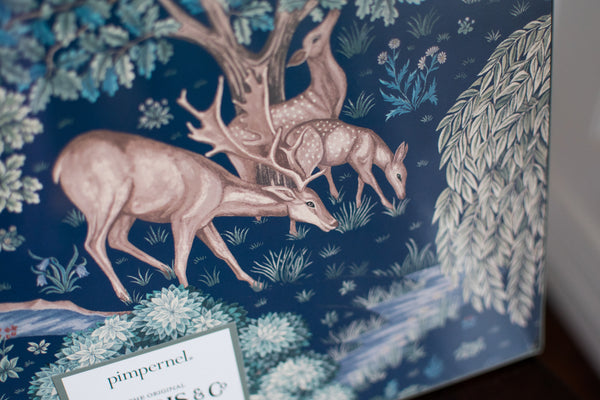 Wightwick by Morris & Co. - Pimpernel Placemats (Set of 4)