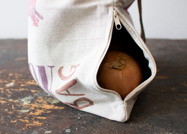 Reusable Onion Storage Bag