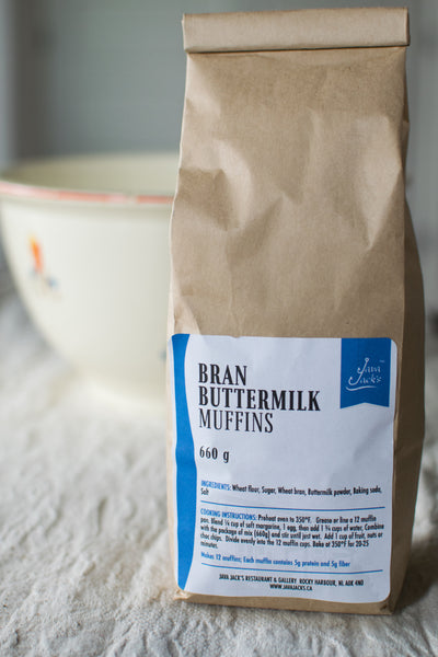 Bran Buttermilk Muffins Mix