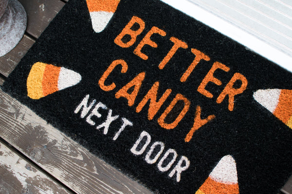 Better Candy Next Door - Doormat