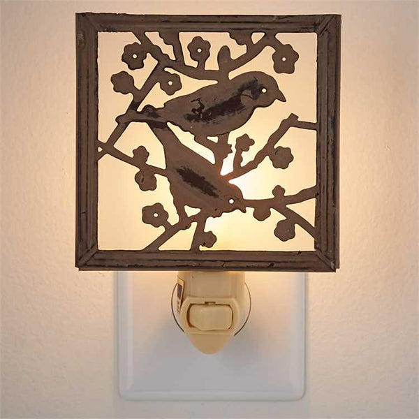 Birds & Blooms Nightlight