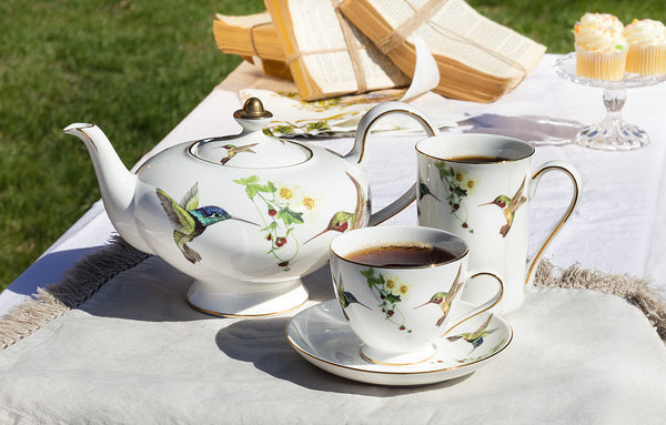 Hummingbird Dreams Tea Cup