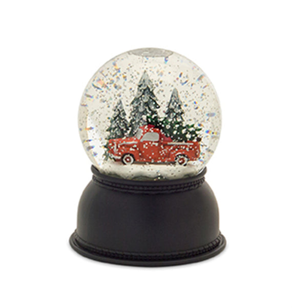 Hometown Holiday Snow Globe
