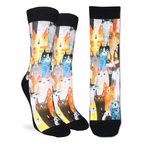 Women's Fun Lux Socks