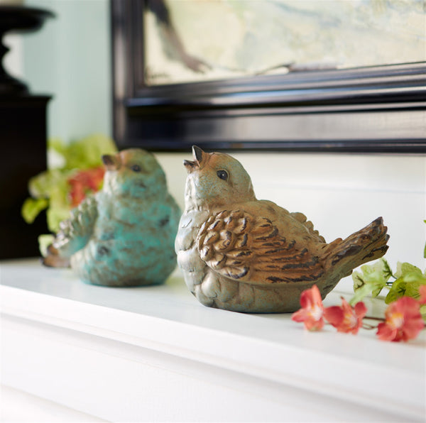Sweet Ceramic Bird (1pc)
