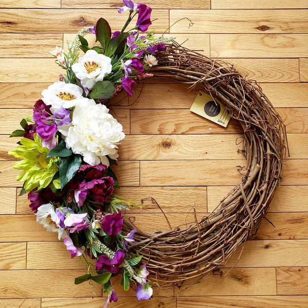 Wreath Making Class - June 2, 2019