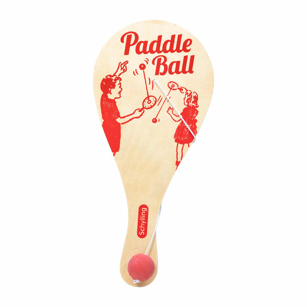 Retro Paddle Ball