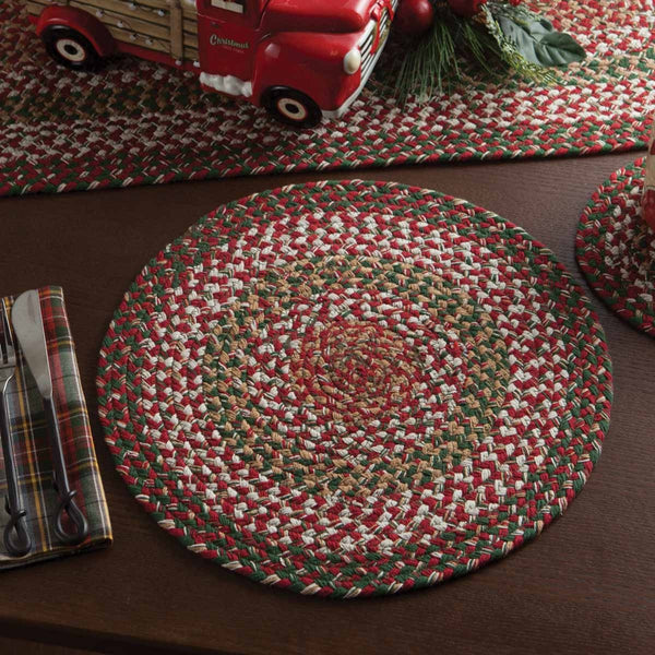 Holly Braided Placemat