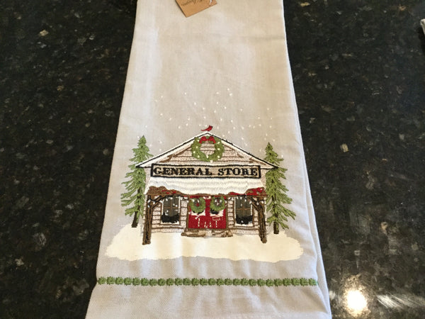 General Store Dishtowel