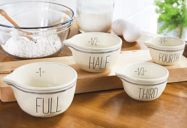 Bistro Measuring Bowl Set