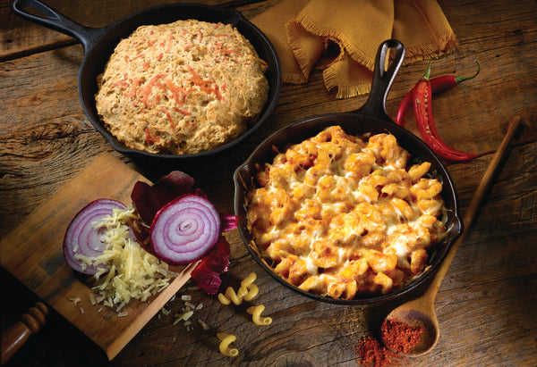 Chili Cheese Beer Bread Skillet Kit