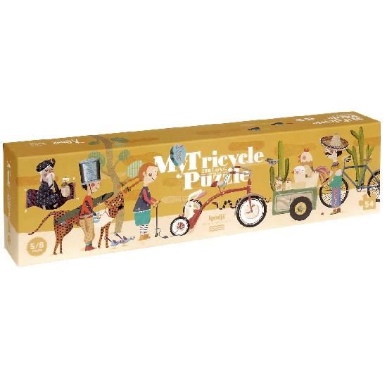 My Tricycle Puzzle - Londji