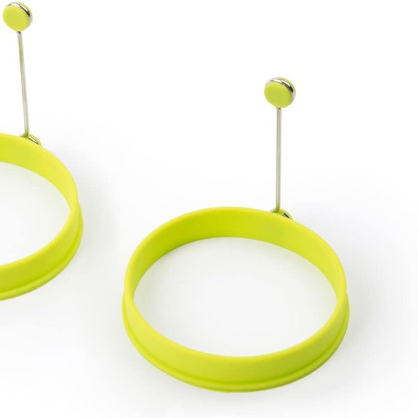 Silicone Egg Ring - Set of 2