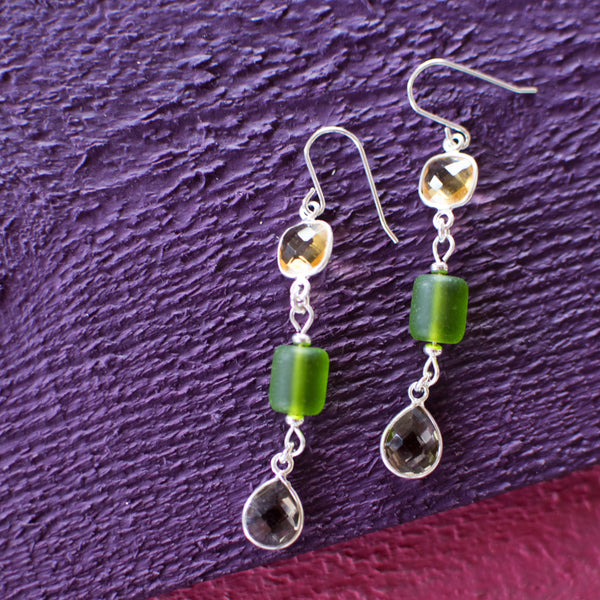 Cochrane Street Earrings - Jelly Bean Row