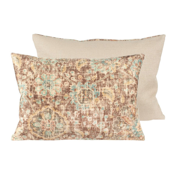 Rustic Chic Accent Pillow